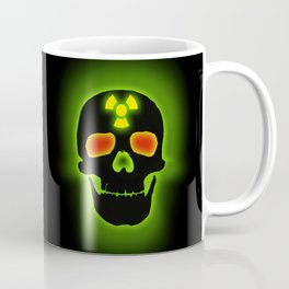 TOXIC SKULL Coffee Mug