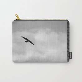 Ravens.... Urban Wildlife. Carry-All Pouch