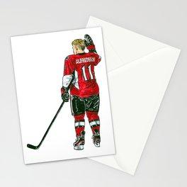 Alfredsson 3 Stationery Cards