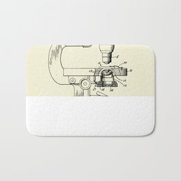 Microscope and Counting Chamber Therefor-1948 Bath Mat