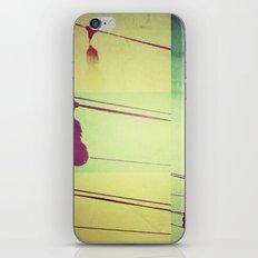 focos iPhone & iPod Skin