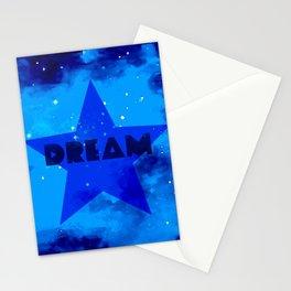 Galaxy, Dream Stationery Cards