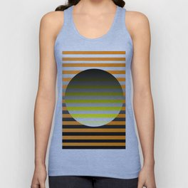 Spin Around In Circles Unisex Tank Top