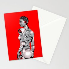 Life On Mars #1 Stationery Cards
