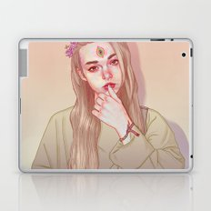 Opened third eye Laptop & iPad Skin