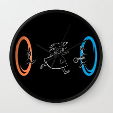 Forever Late Wall Clock