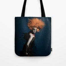 dama in piedi Tote Bag