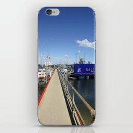 Pier at Lakes Entrance iPhone Skin