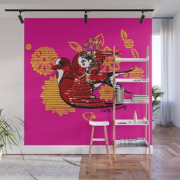 Welcoming Spring Wall Mural
