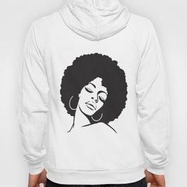 Afro Diva Black Girl Magic Shirt Gold Lips Natural Melanin music t-shirts Hoody