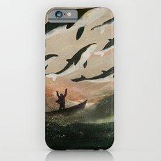 Minke Whale Migration iPhone 6s Slim Case