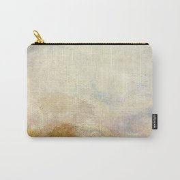 A mountain scene by Joseph Mallord William Turner, 1845 Carry-All Pouch