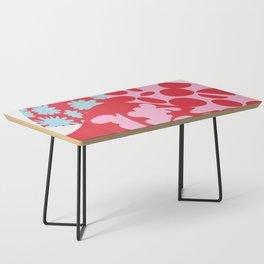 Fashion Mix Colors Coffee Table