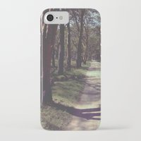 safari iPhone & iPod Cases featuring Safari by radiantlee
