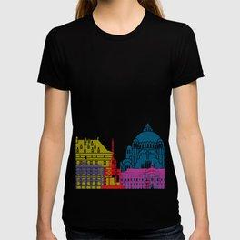 Liege skyline pop T-shirt