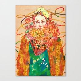Ryo Canvas Print