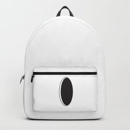 The Black Hole Backpack