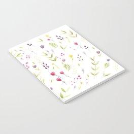 Berry Bouquet Notebook