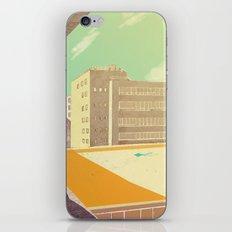 window view iPhone & iPod Skin