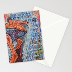 Getting Cubed Stationery Cards