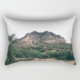 Tonto National Forest Rectangular Pillow