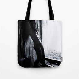 Nude BW Tote Bag