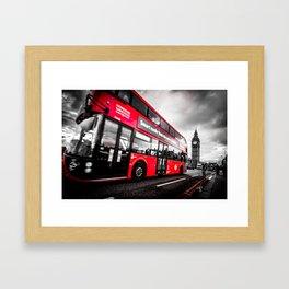London 1 Framed Art Print