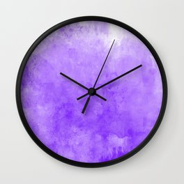 VIOLET! Wall Clock