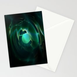 C space Stationery Cards