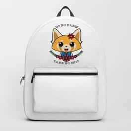 Fight Like A Girl. Backpack