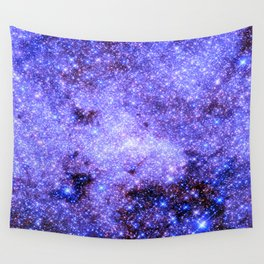 Lavender gAlAxy. Wall Tapestry