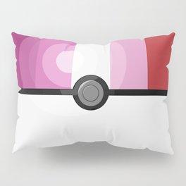 Catch Lesbian Pride! Pillow Sham