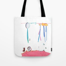 Balloon Voyage Tote Bag