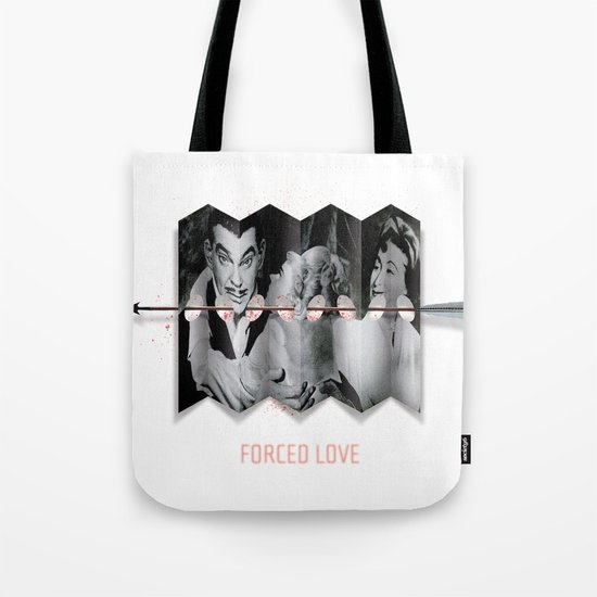Forced Love Tote Bag