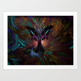 The Awakening  Art Print