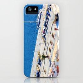 Port Car Park  iPhone Case