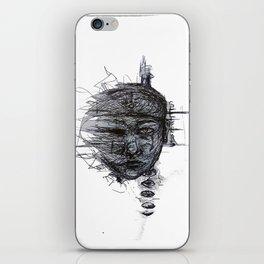 Sleepers iPhone Skin