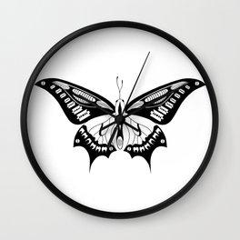 Razorfly Wall Clock