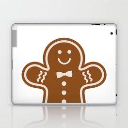 Gingerbread Hugs Laptop & iPad Skin