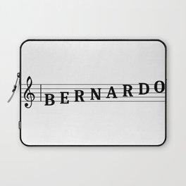 Name Bernardo Laptop Sleeve