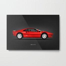 288 GTO Metal Print