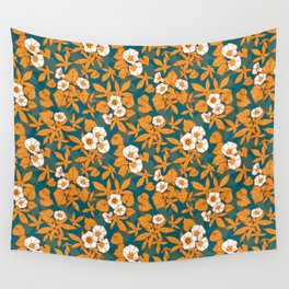 Sweet Potato / Limited Color Palette Wall Tapestry