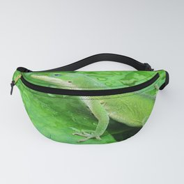 Mr. Lizard is Watching You Fanny Pack