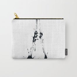 Eiffel-Ink Carry-All Pouch
