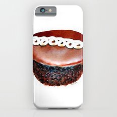 Hostess Chocolate CupCake Watercolour iPhone 6s Slim Case