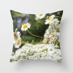 Small Happiness  Throw Pillow