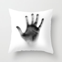 Soul Searcher Throw Pillow