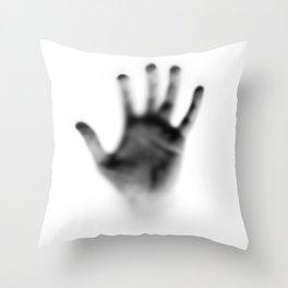 Soul Searcher Throw Pillow