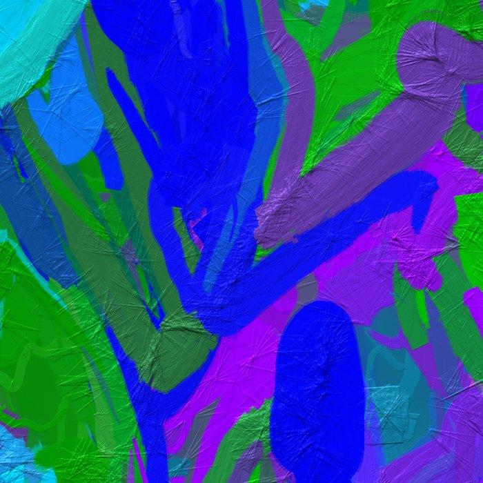 Peacock Graphic Art 4738 Leggings