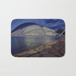 Valencia. City of Arts and Sciences Bath Mat
